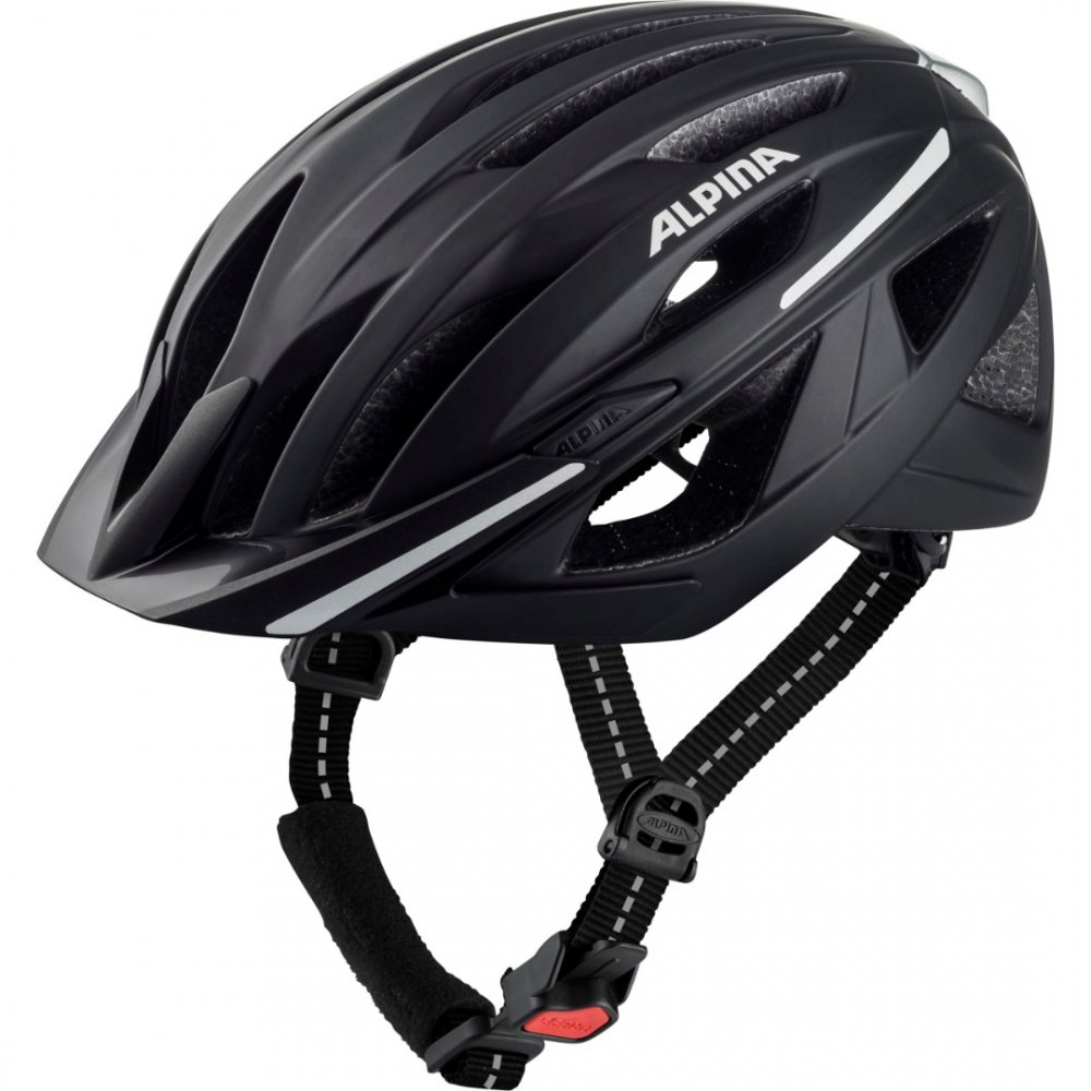 Alpina Haga , black matt 55-59cm