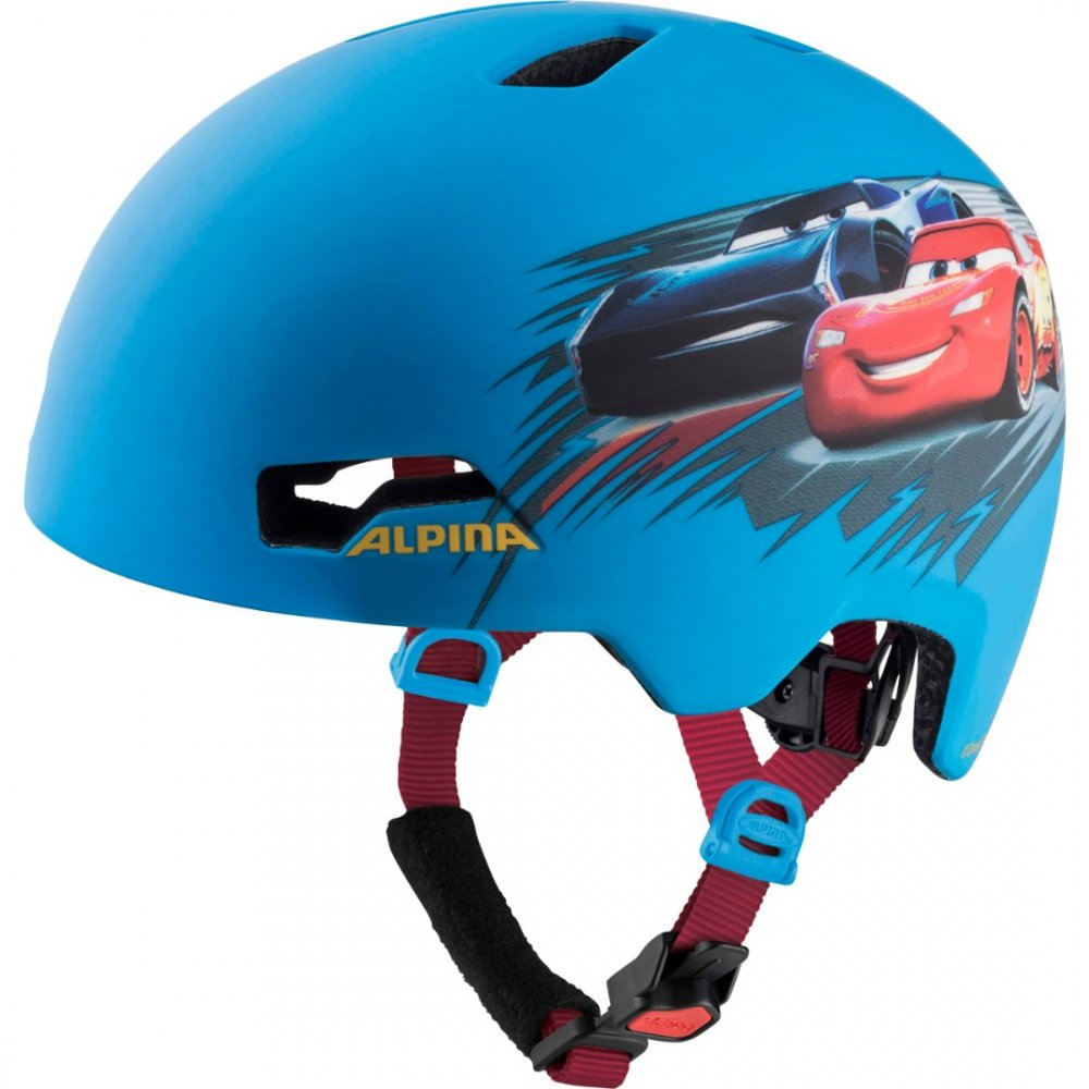 Alpina Hackney, disney cars 2 51-56cm