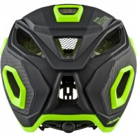 Alpina Rootage, black neon yellow 57-62cm