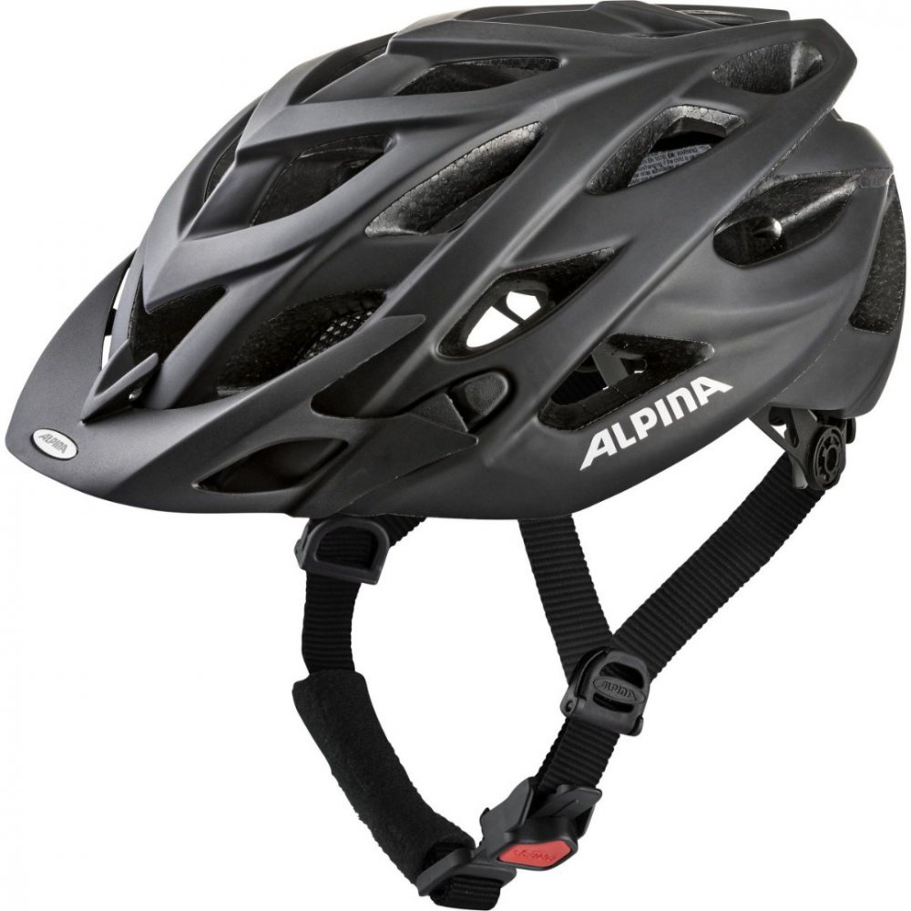 Alpina D-Alto LE, black matt 57-61cm