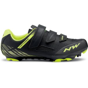 Northwave Origin, blackyellow fluo Gr. 41