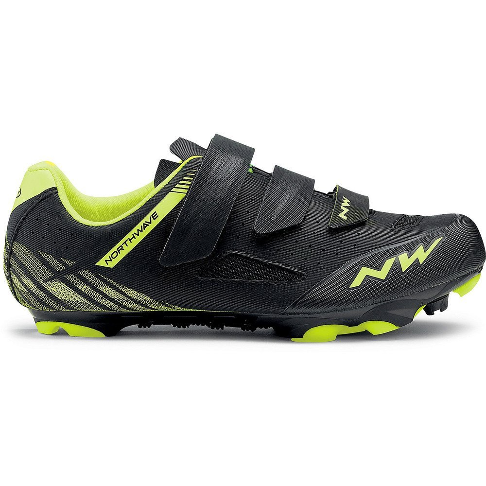 Northwave Origin, blackyellow fluo Gr. 42