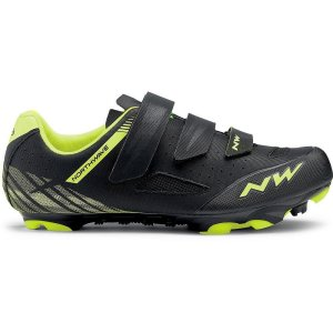 Northwave Origin, blackyellow fluo Gr. 45