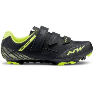 Northwave Origin, blackyellow fluo Gr. 47