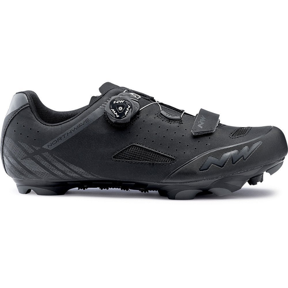 Northwave Origin Plus 2, black/anthracite Gr. 47