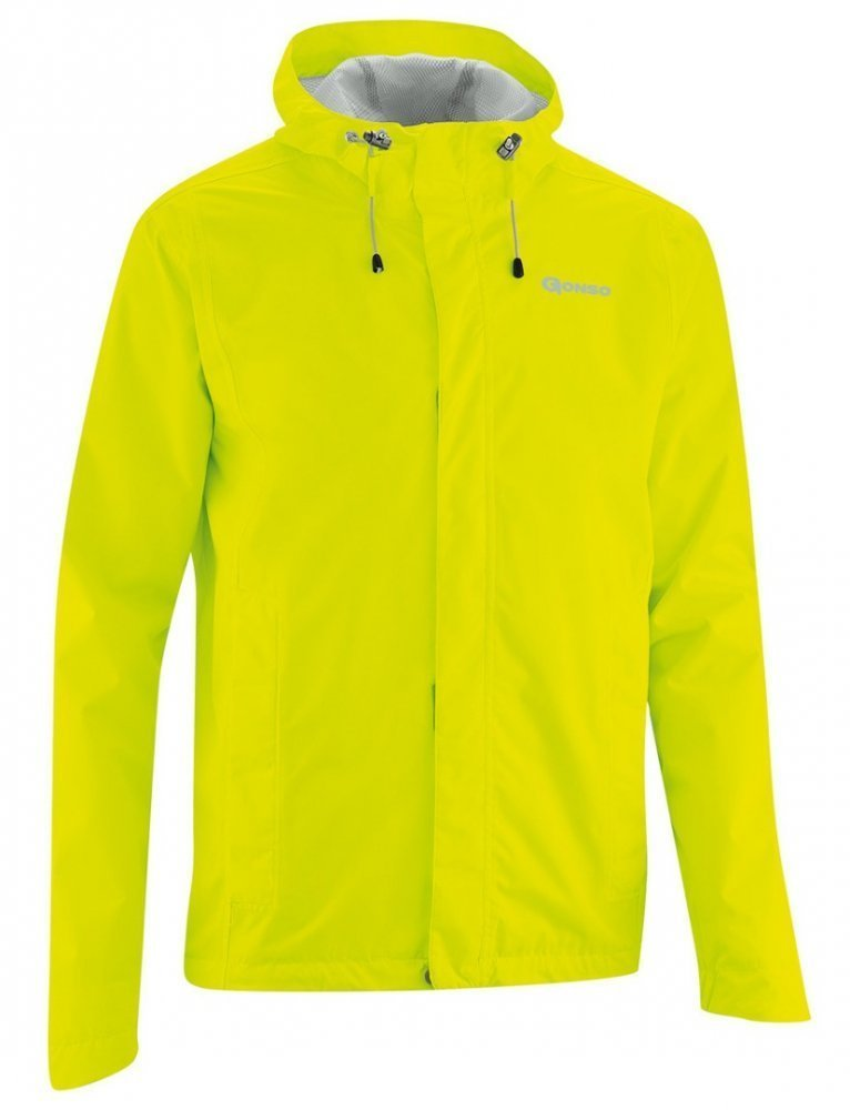 Gonso  He-Allwetterjacke Save Light, safety yellow Gr. XXL