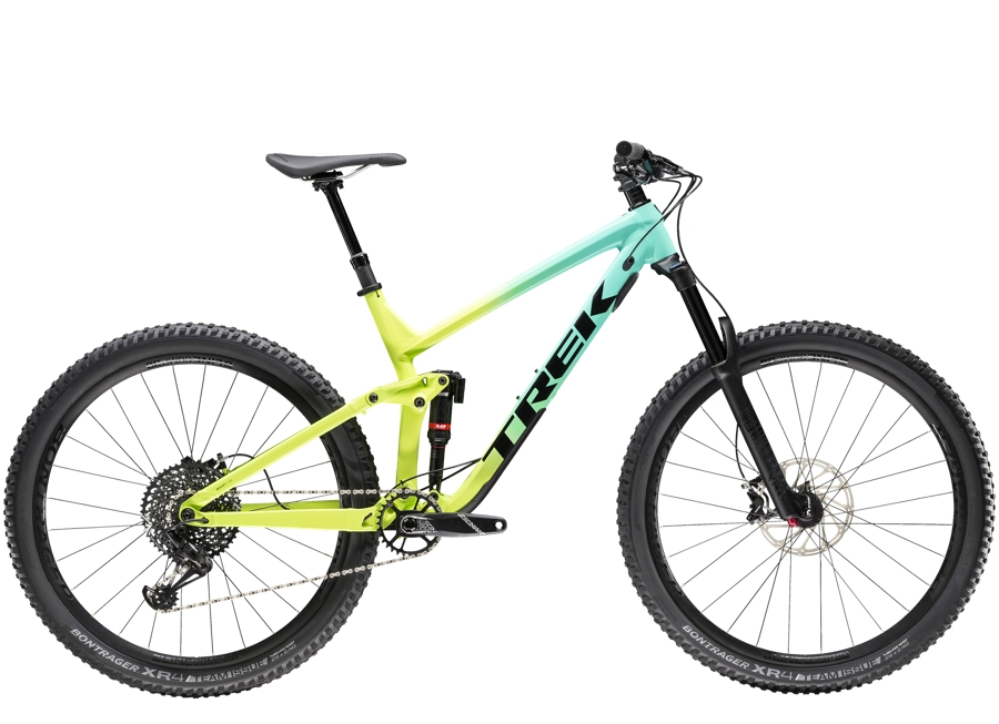 Trek Slash 8 L Miami to Volt Fade
