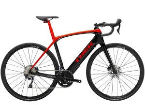 Trek Domane+ LT 56 Radioactive Red/Trek Black