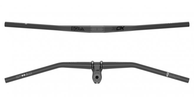SQlab Lenker 3OX Carbon 16° - low