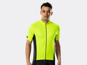 Bontrager Trikot Solstice XS Visibility Yellow