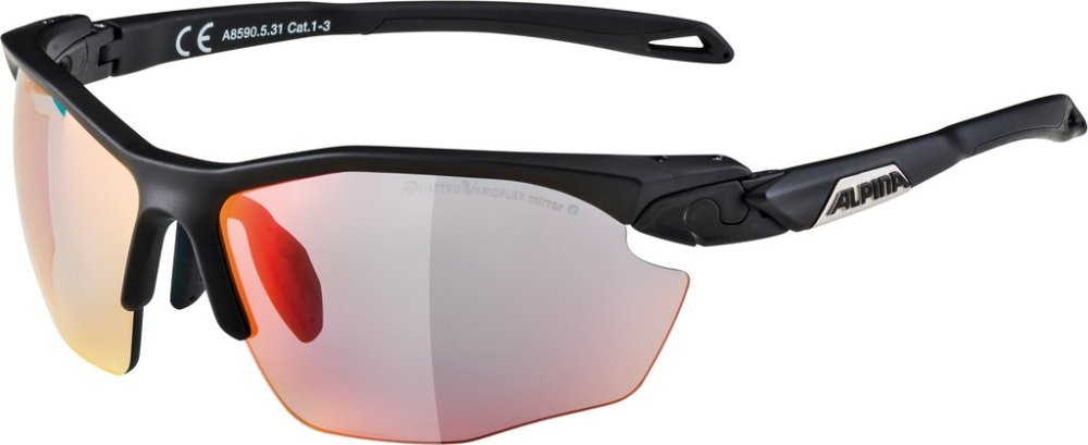 Sonnenbrille Alpina Twist Five HR QVM+